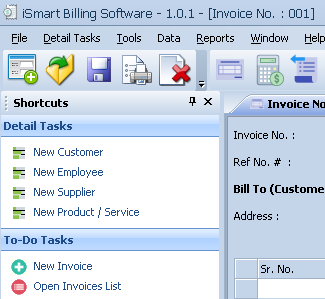 iSmart Billing Software