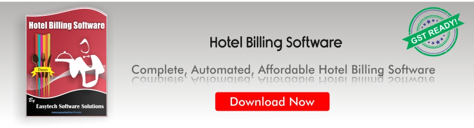 Hotel Billing Software